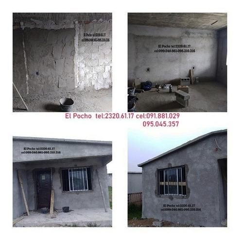 trabajos de albañileria en general