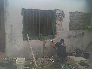 trabajos de albañilería en grl revestimientos, pintura etc