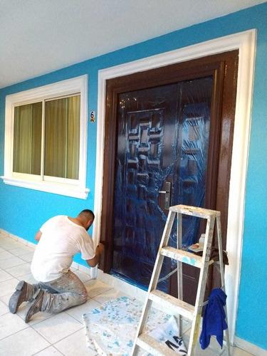 trabajos de albañilería remodelación pintura herrería