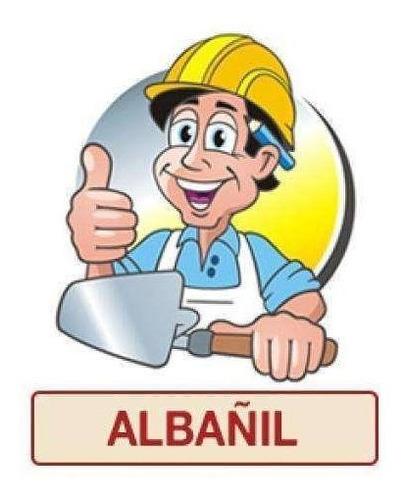 trabajos de albañilería y sanitaria