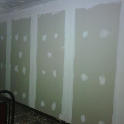 trabajos de albañileria,pintura,durlock,etc