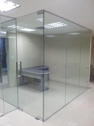 trabajos de aluminio y vidrio