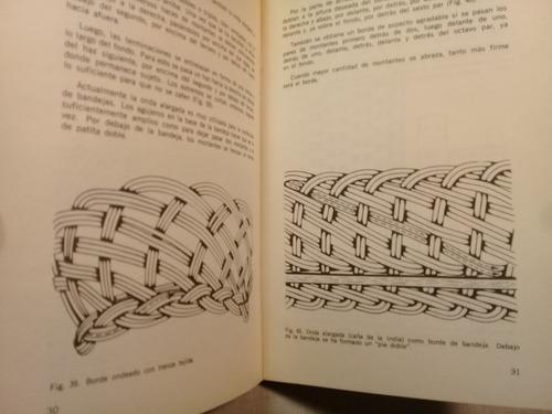 trabajos de cestería a. bauta 1970 ( mimbre y caña)