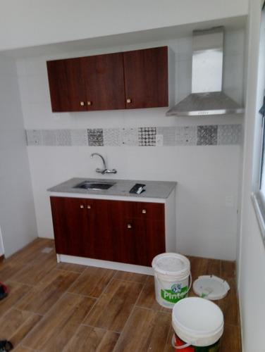 trabajos de construcción, sanitaria, pintura y electricidad
