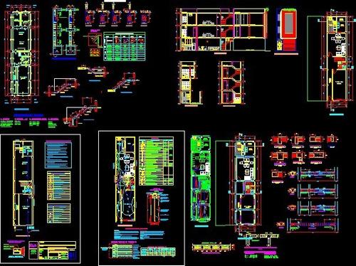 trabajos de diseño en autocad y solidworks