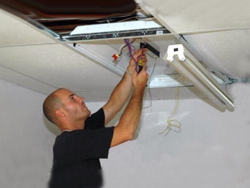 trabajos de electricidad. rapido, eficaz y garantizado