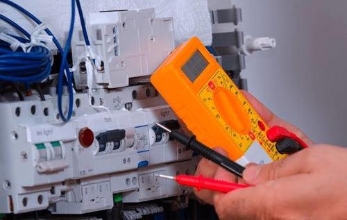 trabajos de electricidad reparación e instalación