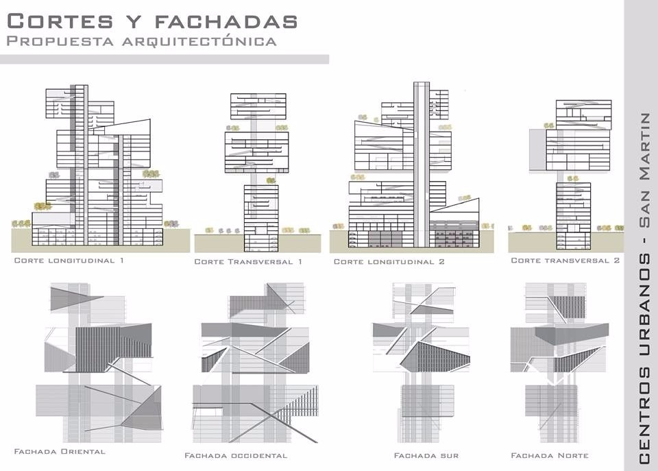 Trabajos de fin de carrera de arquitectura y urbanismo u for Carrera de arquitectura