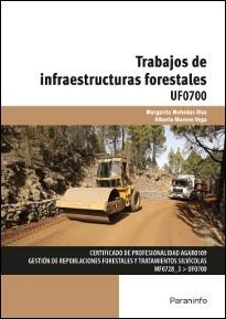 trabajos de infraestructuras forestales(libro )