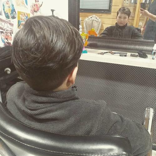 trabajos de peluquería