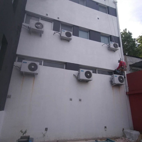 trabajos de pintura para edificios