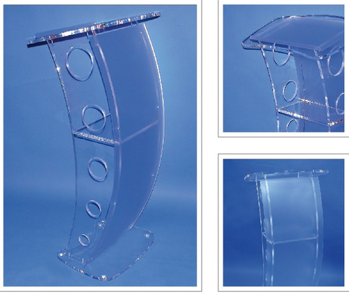 trabajos, diseños y fabricación de productos en acrílico