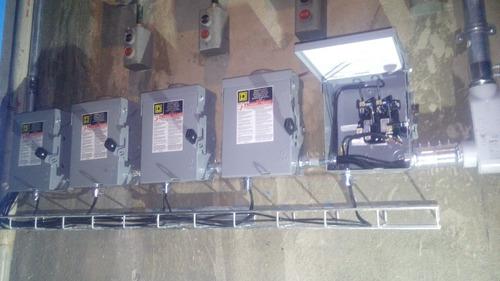 trabajos eléctricos
