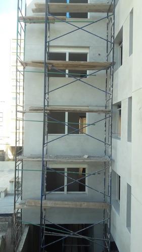 trabajos en altura, pintura de fachadas e hidrolavado