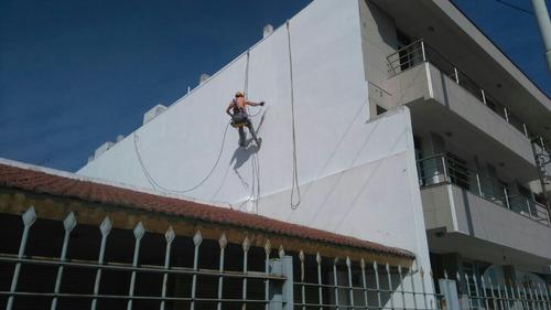 trabajos en altura silletero pintura impermeabilizacion