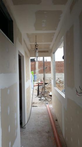 trabajos en drywall