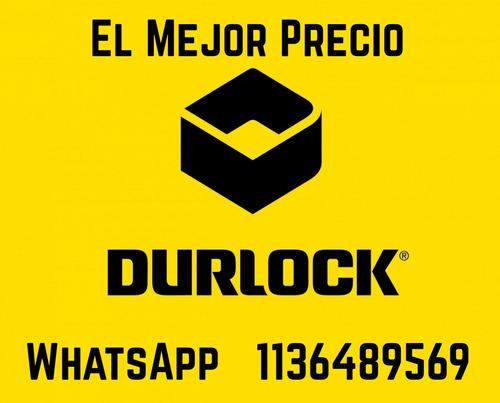trabajos en durlock colocación de durlock capital y gba