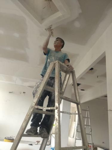 trabajos en obra blanca