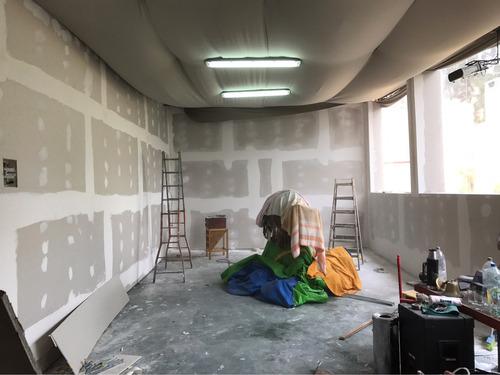 trabajos en yeso y pintura en seco