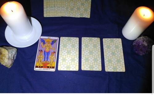trabajos espiriruales y lectura del tarot
