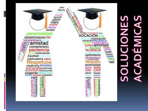 trabajos universitarios: monografías, informes, ensayos, otr