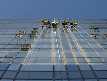 trabajos verticales y trabajos de difícil acceso