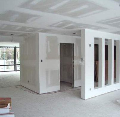 trabajos y diseños en drywall