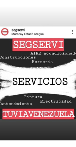 trabajos y servicios especializado