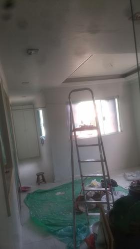 trabalhamos com rebaixamento alvenaria pintura elétrica hidr