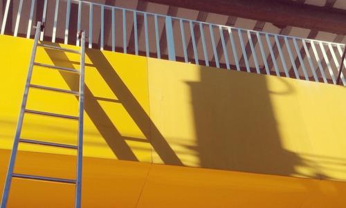 trabalhamos com revitalização em fachada em acm