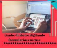 trabalhe em casa como digitador online