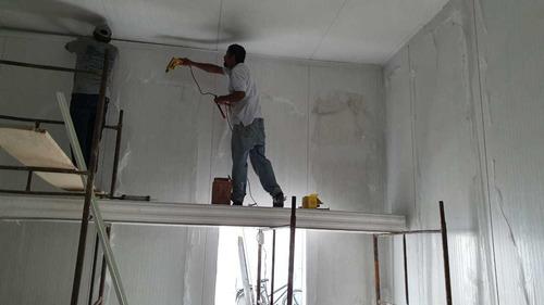 trabalho com instalação e manutenção de câmara frigorífica