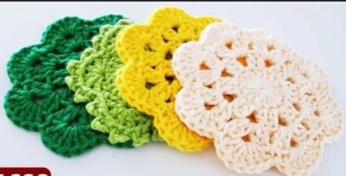 trabalhos em croche