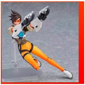 Tracer Overwatch Figura Kotobukiya Sexy Chica En Licra 2019