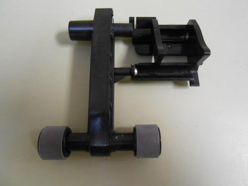 tracionador do papel lexmark ms610