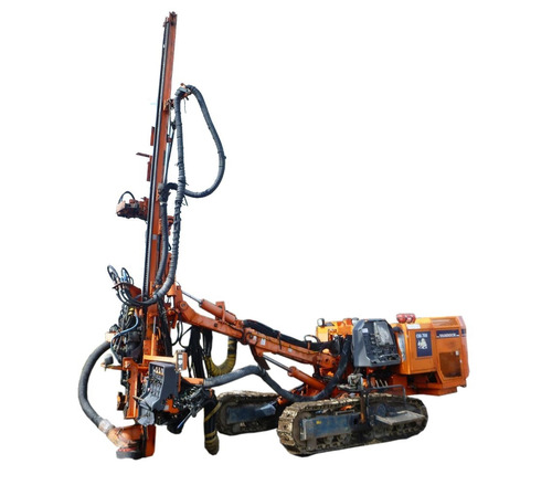 track drill para minería marca tamrock mod. cha700 2006