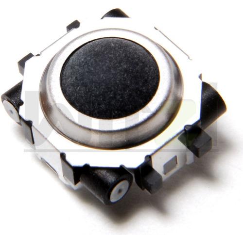 trackball bolita blackberry original 8900 metalico negro