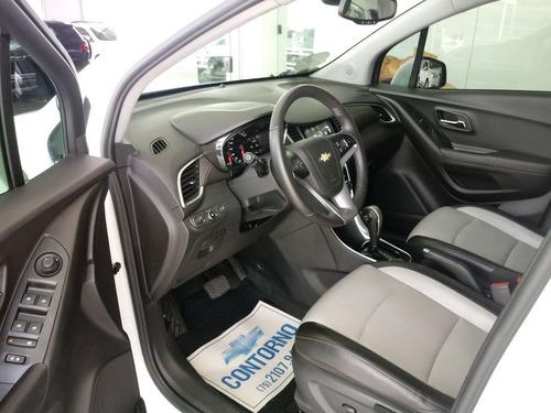 tracker 1.4 16v turbo flex ltz automatico 2017/2017