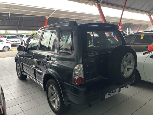 tracker 2.0 4x4 16v gasolina 4p manual 129000km