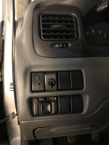 tracker 2001 2.0 4x4 8v turbo intercooler diesel 4p