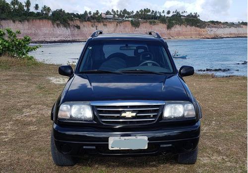 tracker 2008/2.0/preta/gasolina/4x4