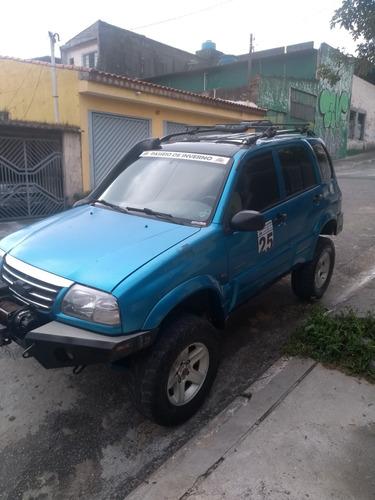 tracker 2009 troler grand vitara jeep jimny bandeirantes jpx