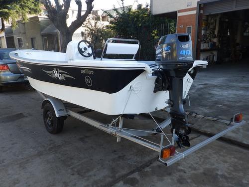 tracker 3v tango 510 2018 motores acces nautica milione 12