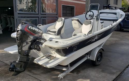 tracker 3v tango 510 2021 motores en stock nautica milione 1