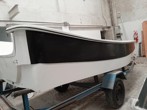tracker 530 con cubierta proa en v