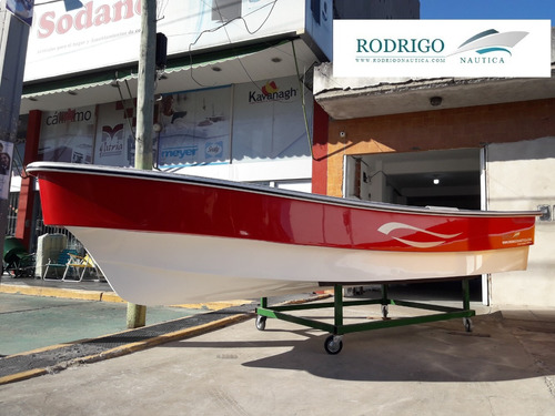 tracker 530 isleño # casco reforzado # ideal guias de pesca