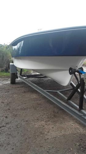 tracker 5,30 nuevo excelente calidad de 40 a 90 hp .