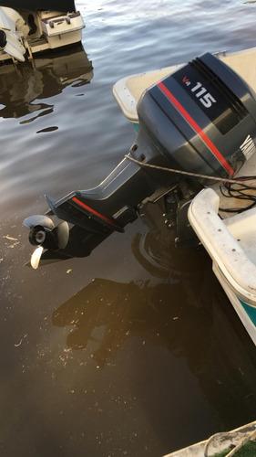 tracker 7.50 eslora yamaha 115 hp el mejor para pescadroes !