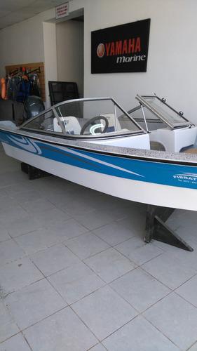 tracker aguapey 490 con yamaha 40 hp