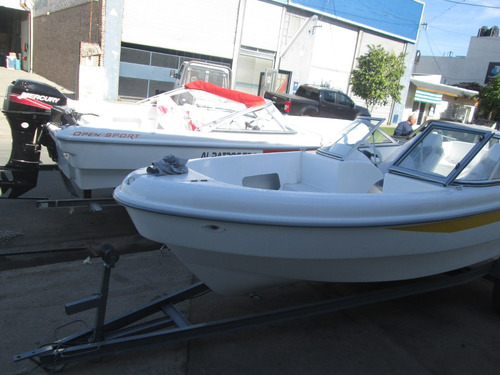 tracker albatros 530 open matrizada financiamos!!